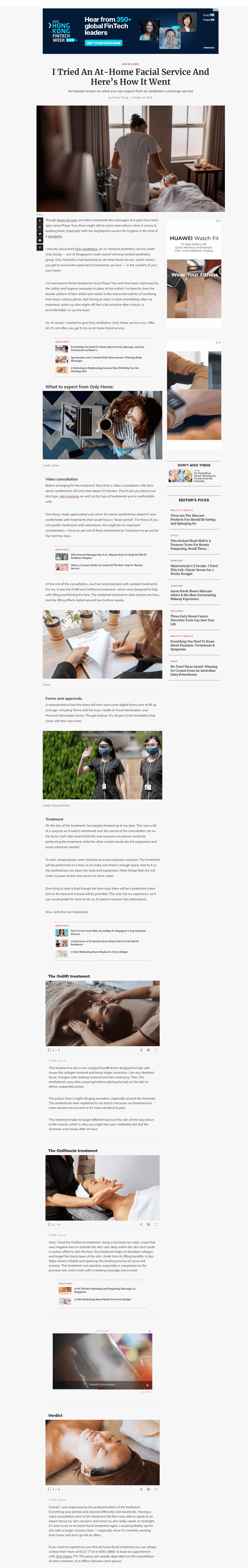 Singapore Women's Weekly
